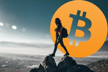 'Bitcoin (BTC) vasthouden is winstgevend in 93% van de tijd'