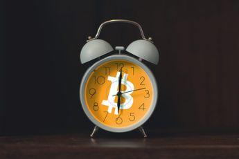Aantal bitcoin bij cryptobeurzen daalt door