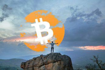 $97 miljard aan Bitcoin (BTC) staat al minstens 1 jaar stil