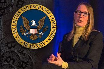 Bitcoin commissaris over collega's van SEC: 'Zo gaat Bitcoin ETF er nooit komen'