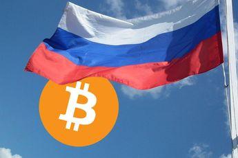'Rusland overweegt nieuwe wetten voor Bitcoin'