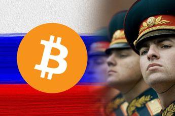 Rusland wil iemands Bitcoin (BTC) kunnen afpakken