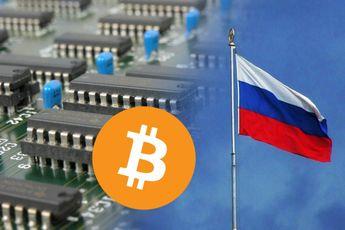 Rusland wil bitcoin niet aanpakken zoals China