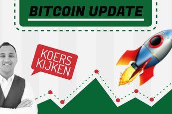 'Bitcoin prijs blijft maar stijgen. Gaat de koers door naar $47.000?'