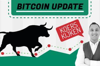 'Bitcoin stoomt door tot $37.700, komt top nu in zicht?'
