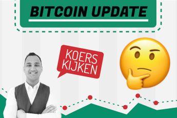 'Is de dip voor Bitcoin voorbij, of gaat koers naar $26.500 door 'dead cat bounce'?'