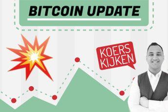 'Bitcoin koers in dubio: door naar $45.800 of toch de dead cat bounce?'