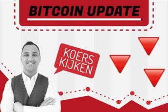 'Bitcoin (BTC) koers crasht 22%. Wat kunnen we nu verwachten voor de prijs'?