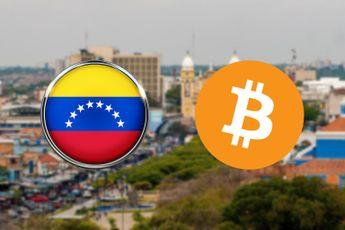 Vliegveld van Venezuela accepteert bitcoin betalingen