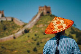 China legt bitcoin handel aan banden