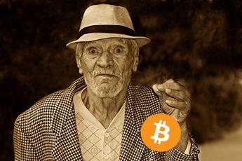 Vroege miner verplaatst tien jaar oude Bitcoin (BTC) ter waarde $32 miljoen