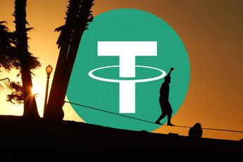 Centraal bankier in VS vestigt aandacht op Tether als 'mogelijk gevaar voor kredietmarkten'