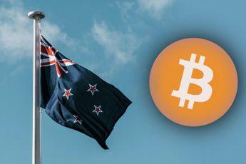 Pensioenfonds Nieuw-Zeeland van $350 miljoen kocht vorig jaar Bitcoin
