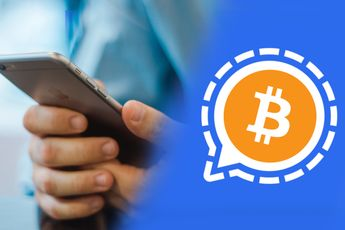 Privacy app Signal accepteert nu Bitcoin donaties