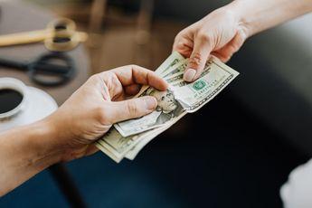 Concurrent van Tether is voor 61% gedekt door cash