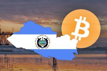 Salvadoraanse bevolking koopt momenteel 'veel meer' bitcoin met dollars