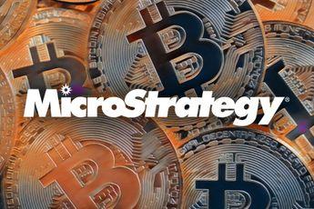 MicroStrategy houdt meer Bitcoin aan dan 80% van S&P500 bedrijven aan dollars hebben