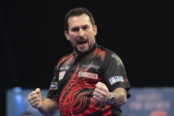 2021 PDC World Darts Championship schedule: Sunday evening session including Clayton, Henderson and De Zwaan