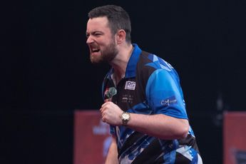 Humphries finishes top of PDC Home Tour III Group 17