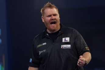 Campbell leads PDC European Challenge Tour Order of Merit after six events