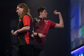 Lauby signs deal with manufacturer Target Darts