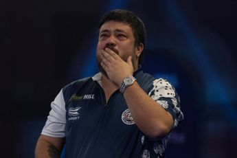 Baggish signs new contract with Target Darts