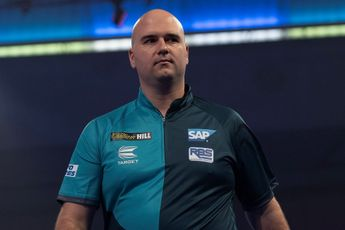 Least amount of seeded players eliminated in Last 64 at PDC World Darts Championship since 2017