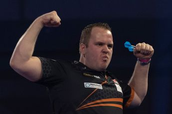 Van Duijvenbode claims maiden PDC ranking title at PDC Super Series 3 with hard fought win over Kleermaker