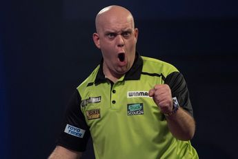 Fourth Round Schedule revealed at 2021 UK Open: Van Gerwen v Mitchell and Anderson v Van Duijvenbode among Main Stage ties