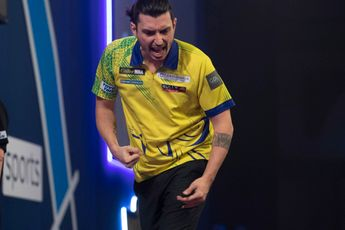 Portela set for fifth successive PDC World Darts Championship appearance after Central and South America Qualifier win