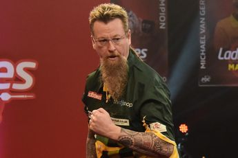 Whitlock leads top 10 averages during 2021 Masters despite losing match