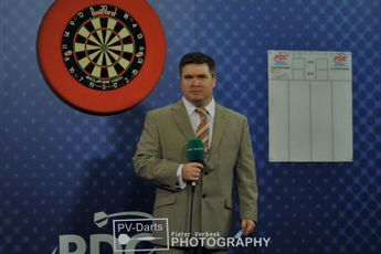 """Ashdown set for return to Master of Ceremonies role at WDF World Championship: """"It would be a pleasure"""""""