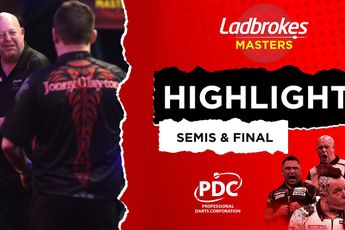 VIDEO: Highlights from semi-finals and final at the 2021 Masters