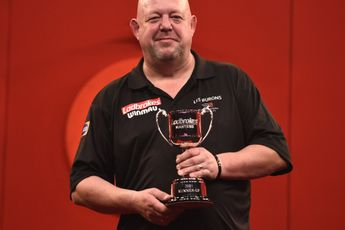 """King after final defeat against Clayton at The Masters: """"One minute I felt right and the next I didn't"""""""