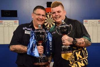 THROWBACK VIDEO: Anderson defeats Cadby in previous UK Open final behind closed doors