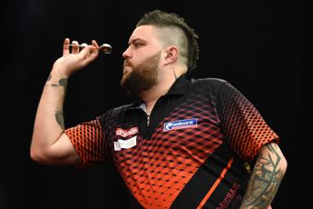 """Smith powerless in Hungarian Darts Trophy final defeat: """"It's hard to break down when someone's not missing"""""""