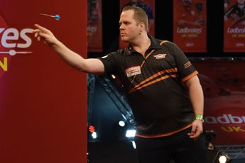Van Duijvenbode heads towards top 20 in updated PDC Order of Merit, Wright back into World Number Two spot