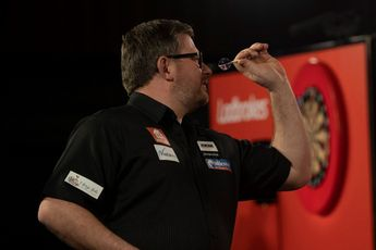 Wade hits second highest winning tournament average at UK Open since DartConnect introduced