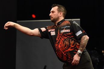 Clayton tops highest averages from 2021 UK Open