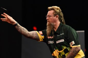 Whitlock set to face Suljovic in first semi-final at 2021 Gibraltar Darts Trophy