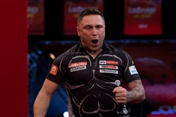 Price kicks into red-hot form to defeat Humphries, set to face Smith in Hungarian Darts Trophy final