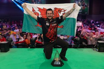How Jonny Clayton has risen to become Premier League champion within five years