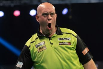 VIDEO: This is why an on-form Van Gerwen is good for darts