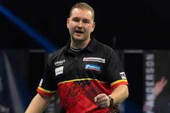 """Van den Bergh on achieving highest tournament average during Premier League: """"I deserved to reach the play-offs"""""""