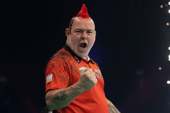 Wright, Van den Bergh and Ratajski top averages after second round at 2021 World Matchplay