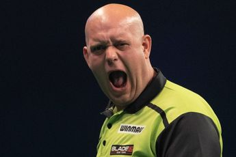 Schedule for Monday evening at 2021 World Matchplay including Van Gerwen and Anderson
