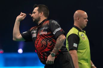 Clayton back in top 16 on PDC Order of Merit, Hughes drops out top 32