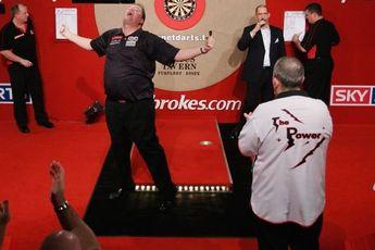Iconic darts temple Circus Tavern hosts World Seniors Darts Championship