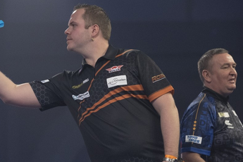 Chisnall, Durrant and Gurney climb on PDC Order of Merit, Van Duijvenbode becomes second Dutchman for first time