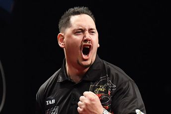 """New Zealand standout Ben Robb sets sights on PDC World Championship return: """"That would be a dream to get back there"""""""